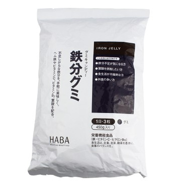 HABA IRON JELLY 450g