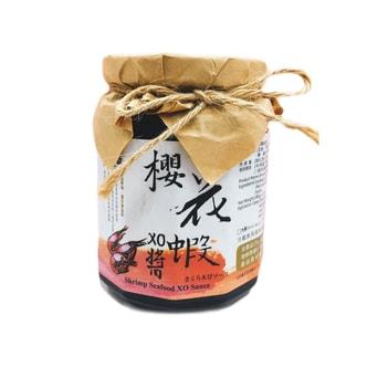 YU PIN HSUAN Shrimp Seafood XO Sauce-Spicy 280g