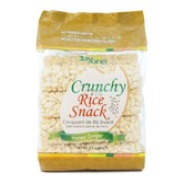 JAYONE Crunchy Rice Snack Honey Ginger 80g