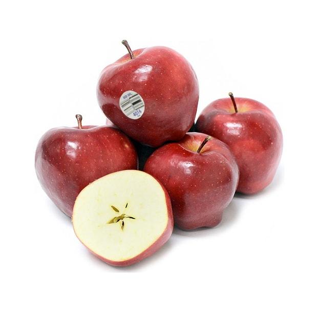 商品详情 - 红苹果4个 - image  0