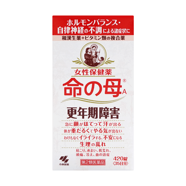 Kobayashi Mother A Tablets of Life Menopause 420 Tablets