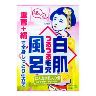 日本ISHIZAWA LAB石泽研究所 毛穴抚子重曹白肌风吕美肌入浴剂 30g