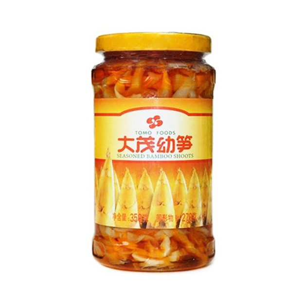 Product Detail - TOMO FOODS Seasoned Bamboo shoots 350g - image 0