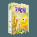 MASTER KONG Color Flute Roll Melon Flavor 40g