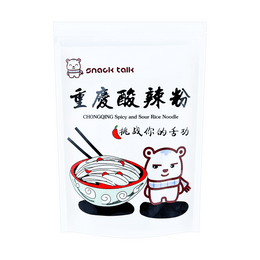 SNACK TALK Chongqing Hot and Sour Rice Noodle 200g