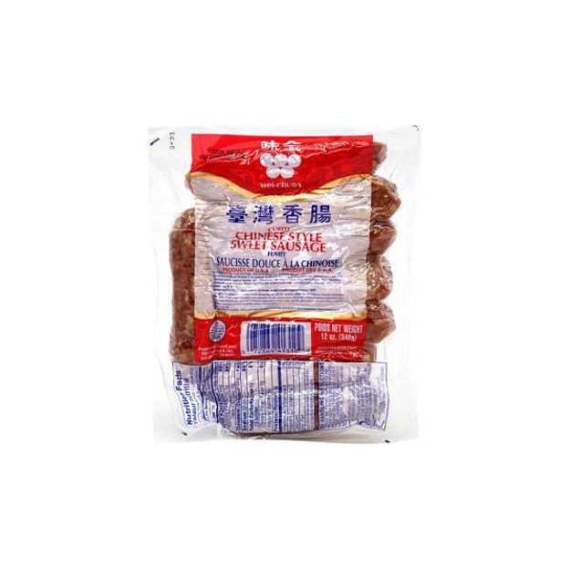 商品详情 - 味全 台湾香肠 340g - image  0