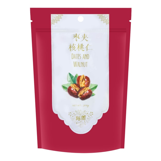 Product Detail - YUMEI dates And Walnut 500g - image 0
