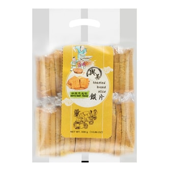 YUMEI Toasted Bread Slice Curry Beef Flavor 308g
