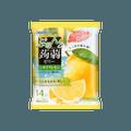 日本ORIHIRO 蒟蒻果冻 柠檬味 120g 6枚入