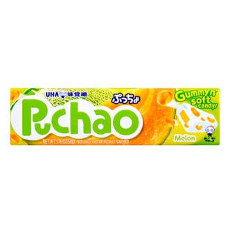UHA Melon Soft Candy 50g