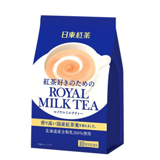 Product Detail - NITTO TEA Royal Milk Black Tea Stick 14g×10pack - image 0