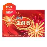 康师傅 蛋酥卷 醇香芝麻口味 礼盒装 384g