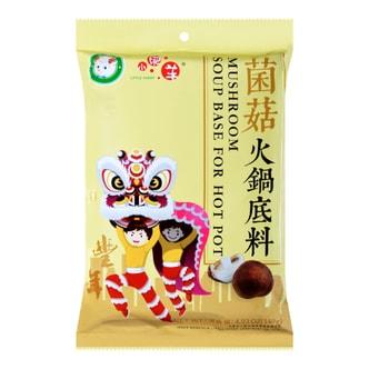 小肥羊 火锅底料 菌菇 140g 中国知名品牌