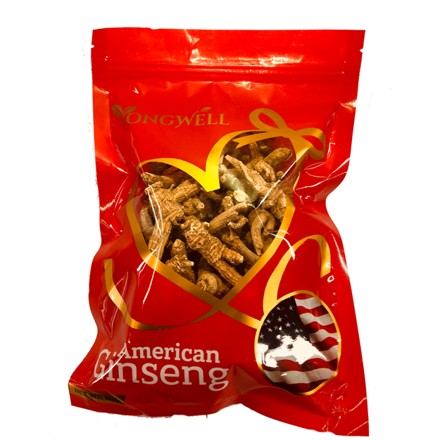 Product Detail - YONG WELL Premium American Ginseng Original Root (8oz) - image 0