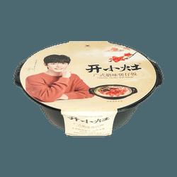 统一 开小灶 自热米饭 广式煲仔饭 180g