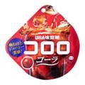 【日本直邮】UHA悠哈味觉糖 全天然果汁软糖 可乐味 40g