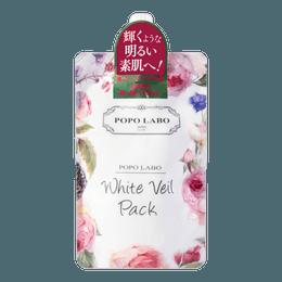 POPO LABO White Veil Pack 120g