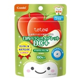 Combi Children's Calcium and Teeth Protector Apple Flavor 60 Tablets 51g