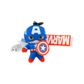 Marvel Plush Pendant, Captain America