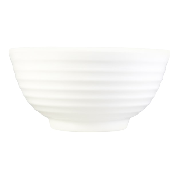 "Product Detail - Melamine Ware Rice Soup Bowl 4.5"" #White - image 0"