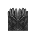 Lifease Elegant Sheepskin Touch Screen Gloves Women Free Size