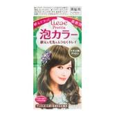 日本KAO花王 LIESE PRETTIA 泡沫染发剂 #自然棕色 单组入 COSME大赏第一位