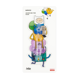 Miniso Adventure Time- Hook (4 Pack)