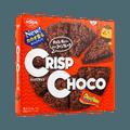 日本NISSIN日清 CISCO'S麦脆派 牛奶巧克力味 51g 包装随机发