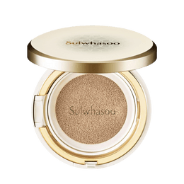 SULWHASOO Perfecting Cushion Ex No.15 Ivory Pink SPF50+ PA+++ 15g+15g