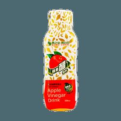【买二赠一】润之泉·润心田 苹果醋飲料 320ml