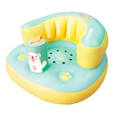 NAI-B Hamster Inflatable Baby Seat- Mint (7-24M)