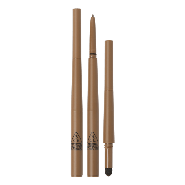 Product Detail - 3ce solid Eyeliner Eyebrow pencil #Choco brown - image 0