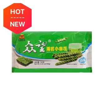众望 根根香脆 海苔小麻花 100g