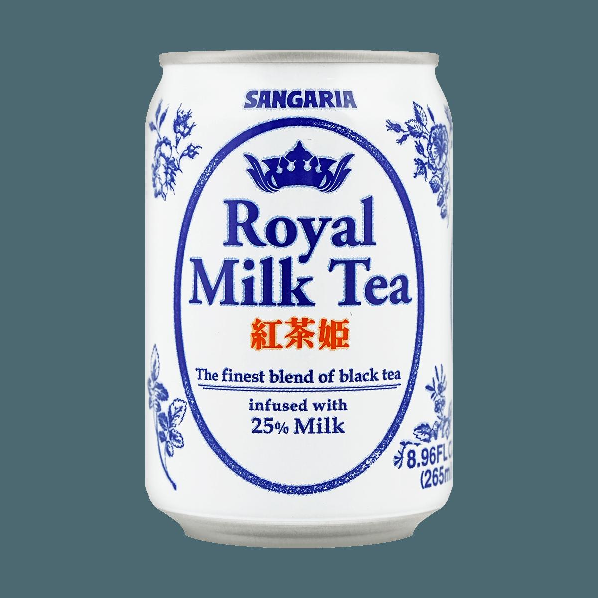 日本SANGARIA 红茶姬 奶茶 265ml 怎么样 - 亚米网