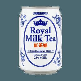 日本SANGARIA 红茶姬 奶茶 265ml