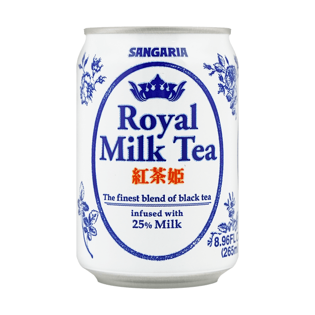 Product Detail - SANGARIA Royal Milk Tea 265ml - image 0