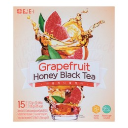 DAMTUH Grapefruit Honey Black Tea 195g