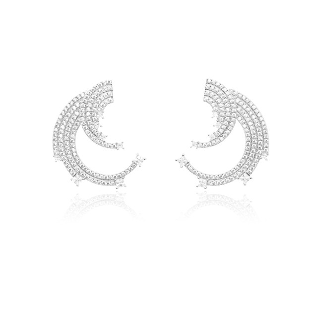 Product Detail - ARSIS Stardust Large Earings 1 pair - image 0