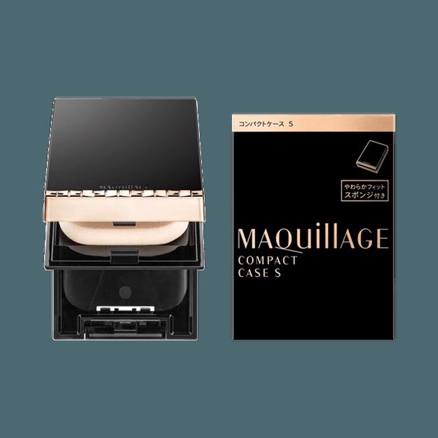 商品详情 - MAQuillAGE 心机||小巧多层便携式粉饼盒||1个 - image  0