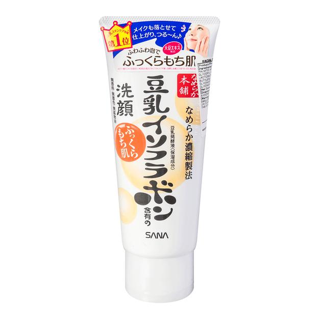 Product Detail - SANA NAMERAKA HONPO ISOFLAVONE Cleansing Wash 150g - image 0