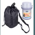 Mr. Bento® Stainless Lunch Jar 1.23L SL-JAF14SA Silver