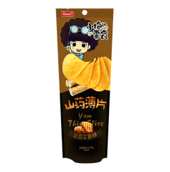 Aiyomi Yum Chips Alrtifical Miso Steak Flavor  90g