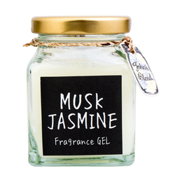 JOHN'S BLEND Fragrance Gel Musk Jasmine 135g