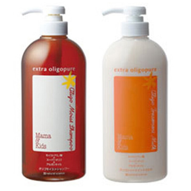 Product Detail - MAMA&KIDS(mamakids) hair shampoo (suit for pregnant or lactating women) 720ml+hair conditioner 720ml - image 0