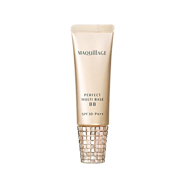 商品详情 - 【日本直邮】 资生堂SHISEIDO Maquillage 自然版 心机遮瑕隔离BB霜30g - image  0