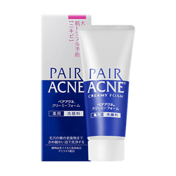 LION PAIR Acne Creamy Foam 80g