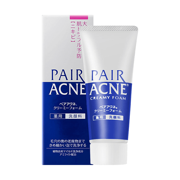 Product Detail - PAIR Acne Creamy Foam 80g - image  0