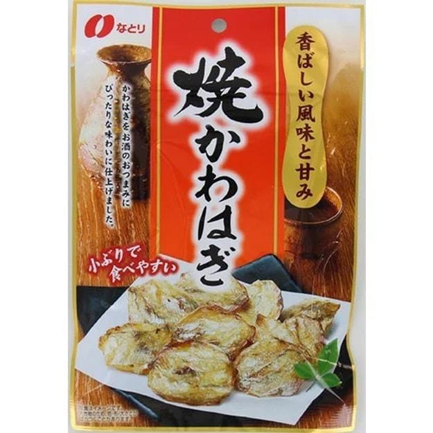 商品详情 - 【日本直邮】NATORI 日本人气海味小食 烤绿鳍马面鲀/剥皮鱼 40g - image  0