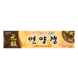 HAITAI Sweet Redbean Jelly Bar 55g