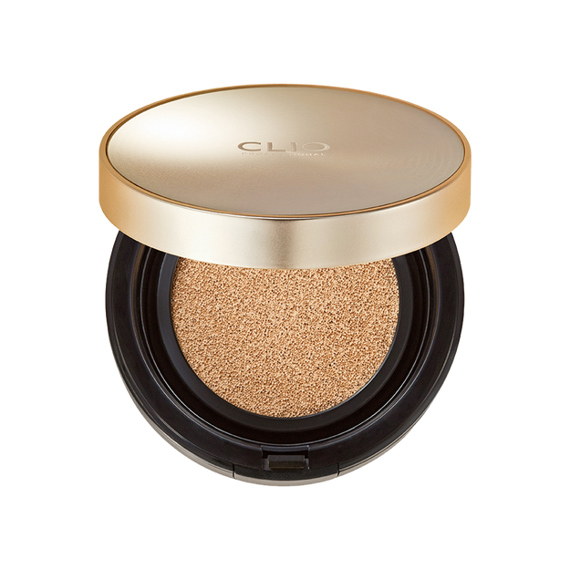 Product Detail - CLIO Stay Perfect Cover Cushion 02 Pink Beige SPF50+PA++++ 15g+15g - image 0
